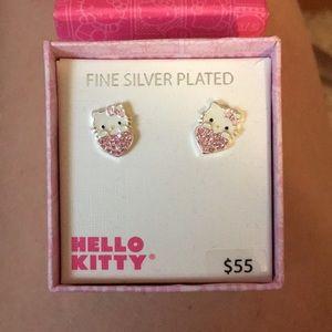 NWT Hello Kitty Earrings